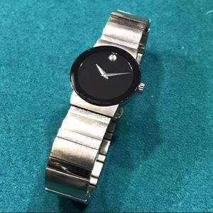Movado Women's Watch Museum Series Stainless Steel
